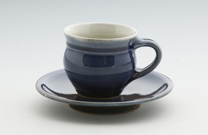 コーヒー碗・皿、紅茶碗・皿2
