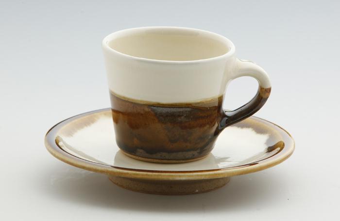 コーヒー碗・皿、紅茶碗・皿4